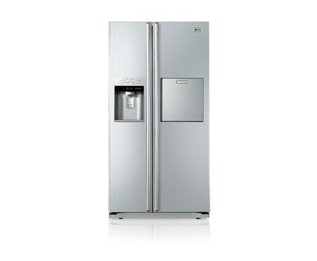 Lg Amerikanischer Kühlschrank Preis : Lg side by side kühl gefrierkombination mit 538 liter