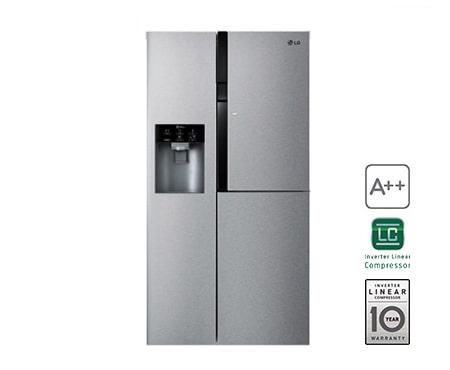Side By Side Kühlschrank Reinigen : Lg gs9366necz produkt support :handbucher garantie & mehr lg germany