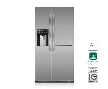 Amerikanischer Kühlschrank Lg : Lg gsp pzcv produkt support handbucher garantie mehr lg