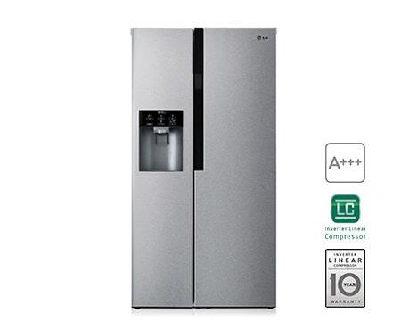 Kühlschrank Lg : Lg gsl appp produkt support handbucher garantie mehr lg