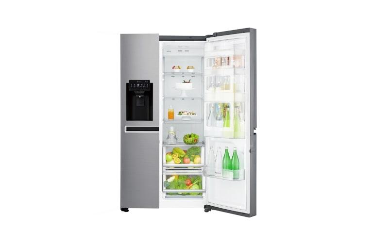Side By Side Kühlschrank Festwasseranschluss : Side by side kühlschränke von samsung bei euronics