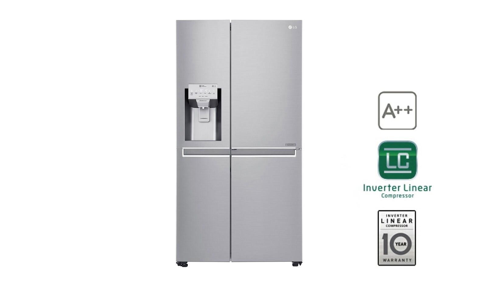 LG GSJ961NEAZ | Side-by-Side Kühlschrank | A++ | LG Deutschland
