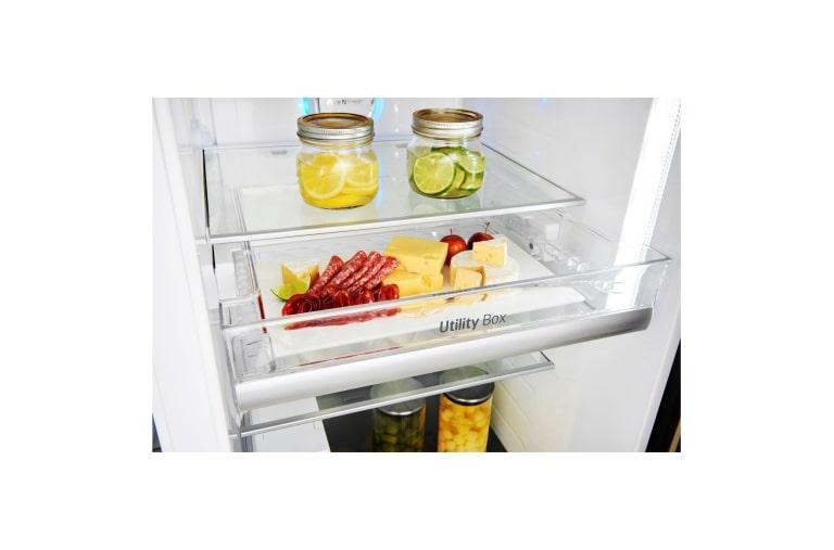 Amerikanischer Kühlschrank Von Lg : Lg gsj neaz side by side kühlschrank a lg deutschland