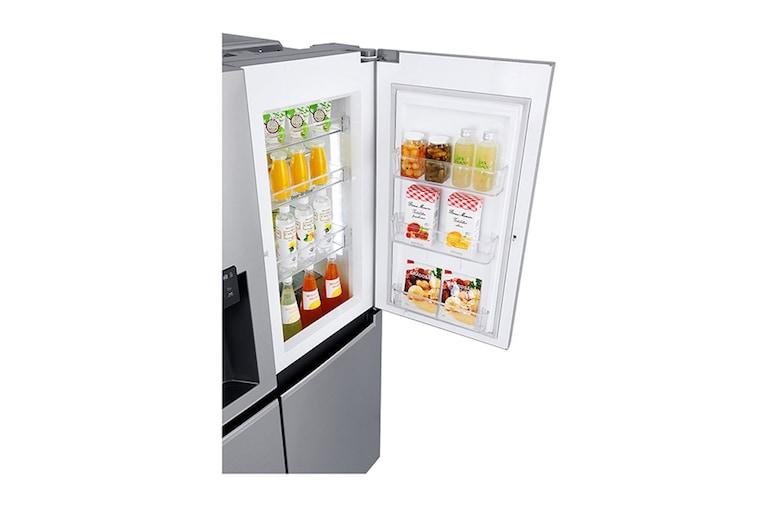 Amerikanischer Kühlschrank Lg : Lg gsj pztz side by side kühlschrank a lg deutschland