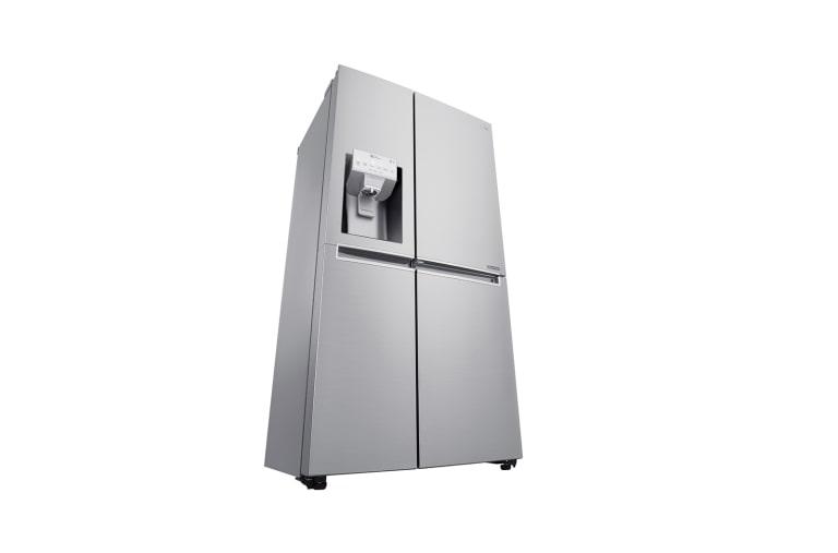 Side By Side Kühlschrank Gewicht : Lg gsj nebz side by side kühlschrank a lg deutschland