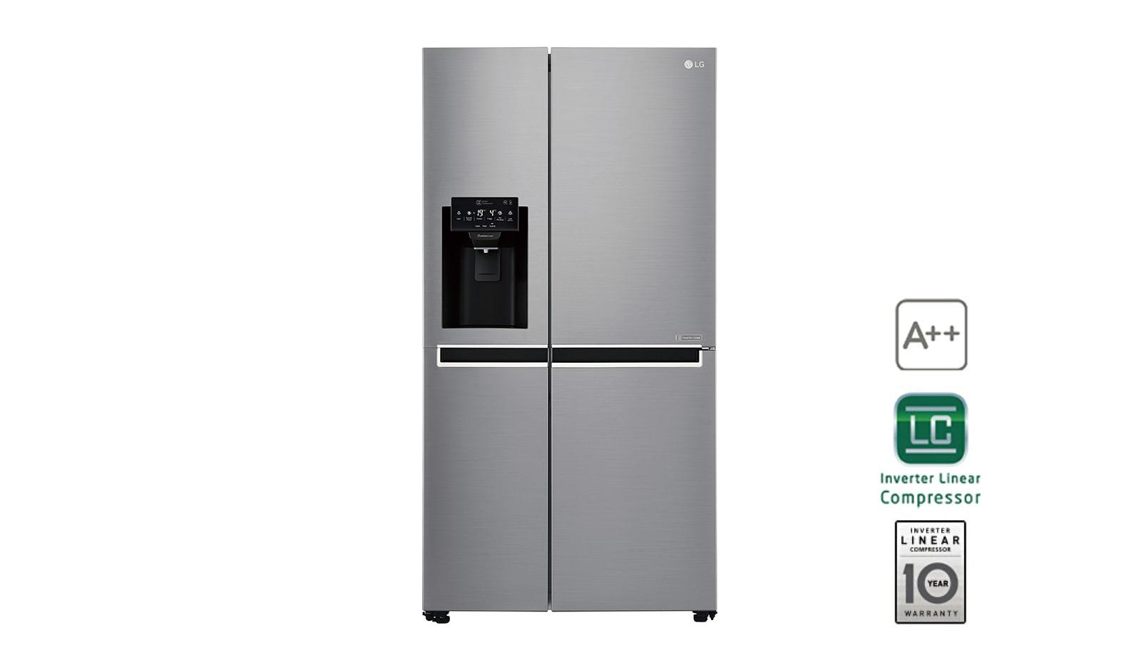 LG GSL761PZUZ | Side-by-Side Kühlschrank | A++ | LG Deutschland
