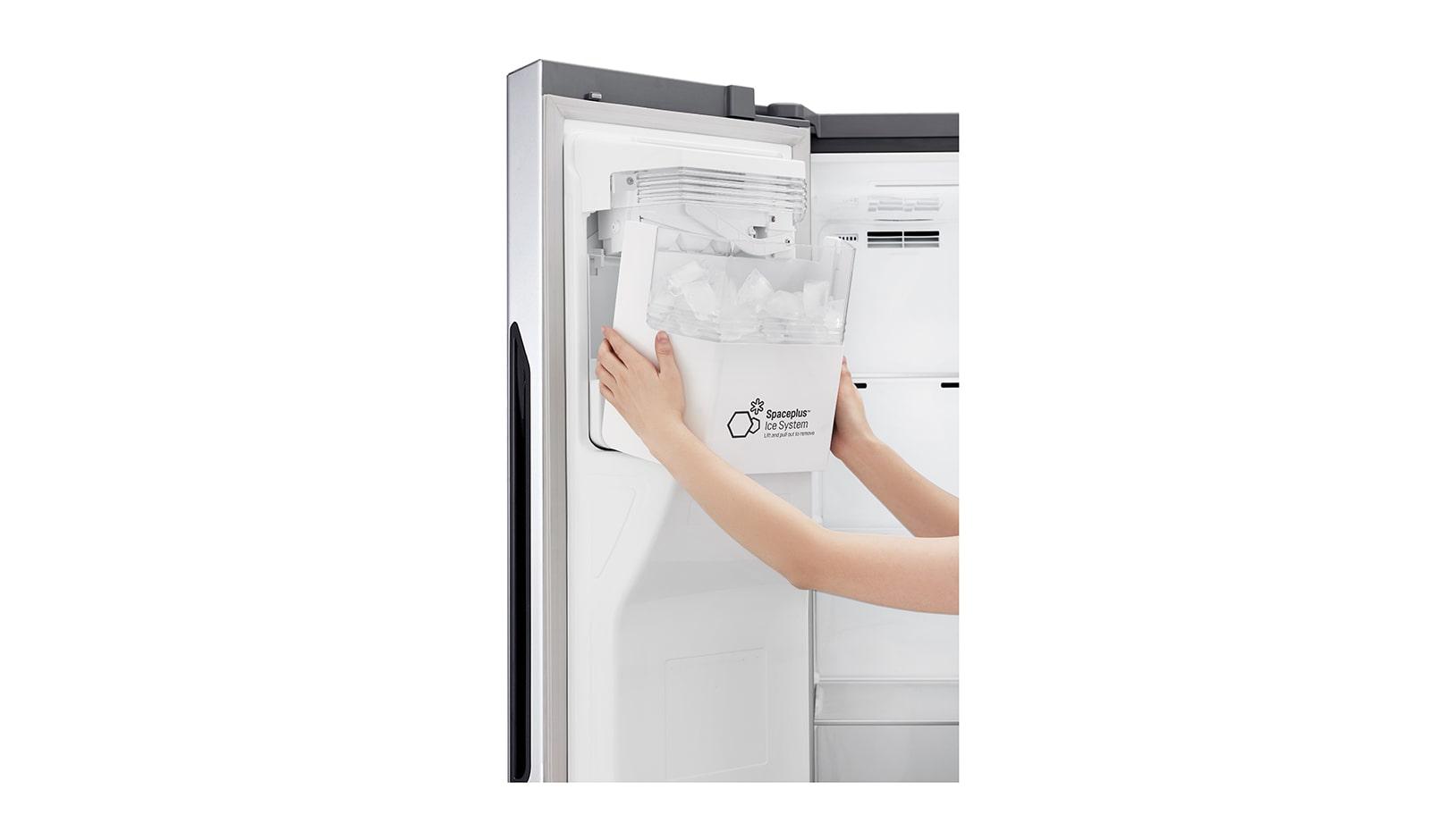 LG GSJ561PZUZ | Side-by-Side Kühlschrank | A++ | LG Deutschland