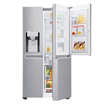 Side-by-Side-Kühlschränke | Amerikanische Kühlschränke | LG Deutschland