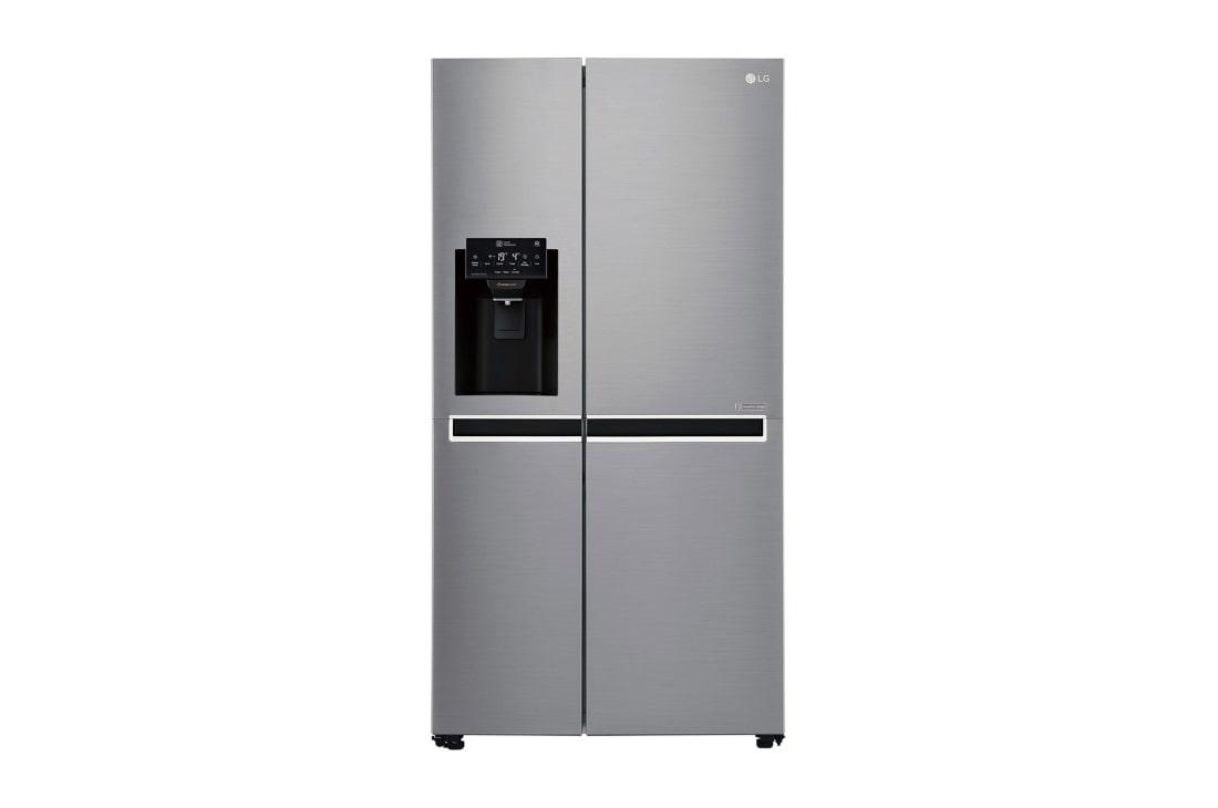Side By Side Kühlschrank Integriert : Lg gsl icez side by side kühlschrank a lg deutschland