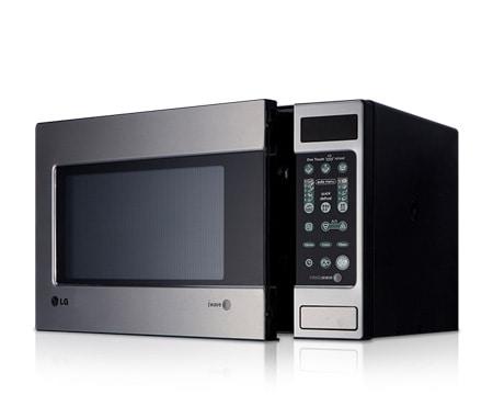 lg ms2043zlt mikrowelle mit voreingestellten programmen. Black Bedroom Furniture Sets. Home Design Ideas