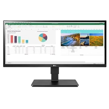29 Zoll UltraWide™ IPS Monitor mit HDR10 und Full HD1