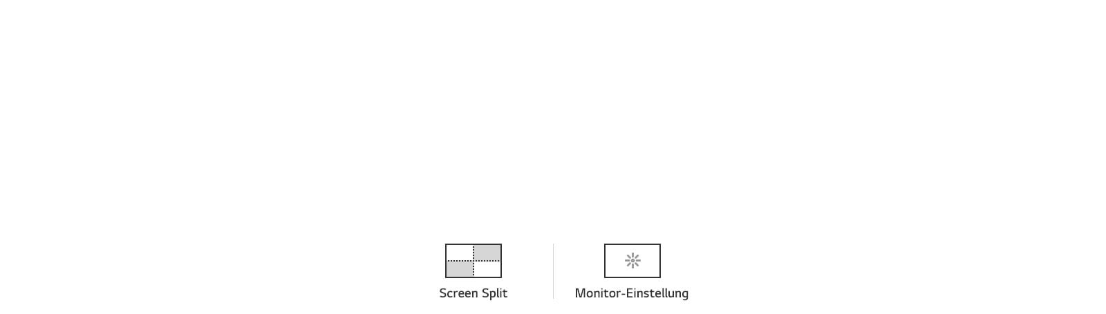 Einfachere Benutzeroberfläche