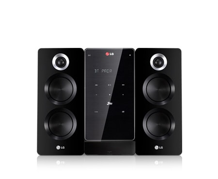 lg fa168 micro hi fi system mit cd player usb port und. Black Bedroom Furniture Sets. Home Design Ideas