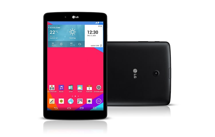 LG Alle Android Smartphones Tablet mit 1,2-GHz-Quad-Core-Prozessor, IPS-Display und QPair 2.0 thumbnail +4