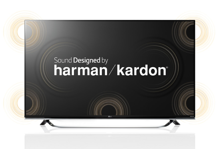 Sound designed by harman / kardon