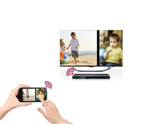 lg bp735 4k 3d blu ray smart dvd player ultrahd upscaling full hd wifi usb optic ebay. Black Bedroom Furniture Sets. Home Design Ideas