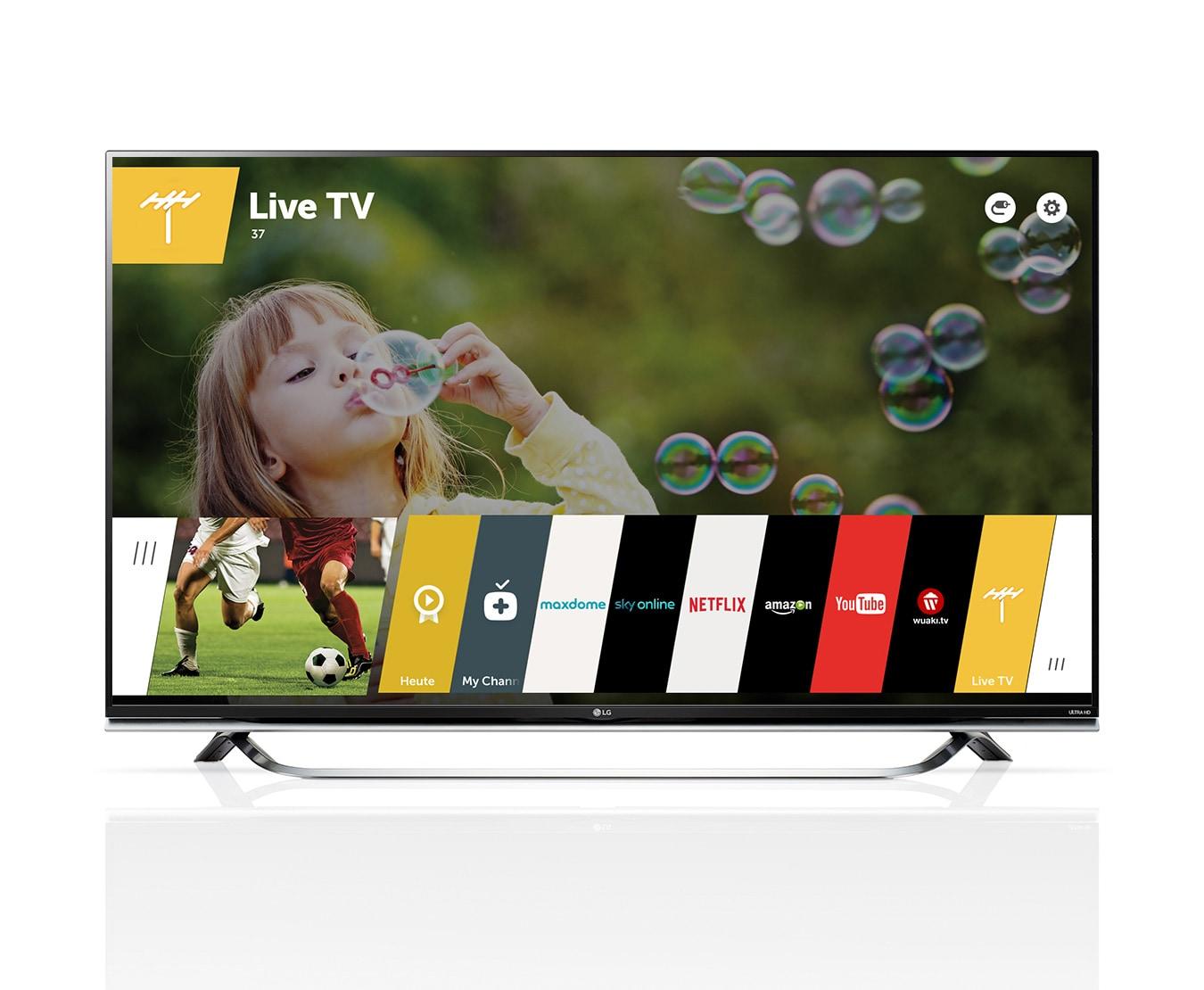 LG 65UF8509 4K Fernseher | 65 Zoll | LG Deutschland