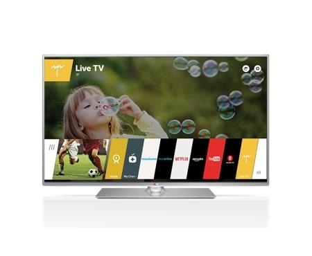 Lg Fernseher Mit Iphone Verbinden : Lg 60lb650v smart tv 60 zoll lg deutschland