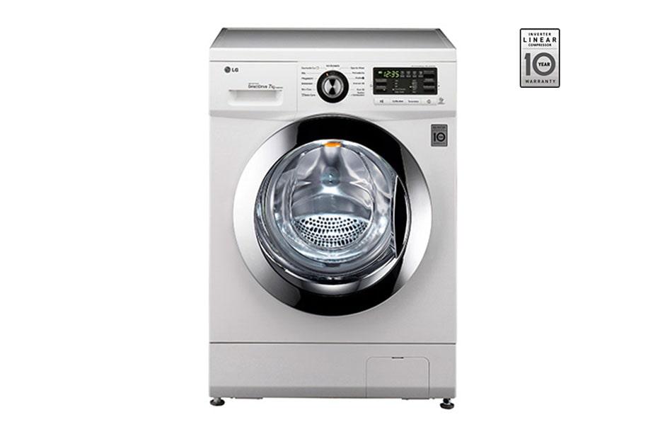 Lg f1496qda3 waschmaschine mit energieeffizienz a 10%