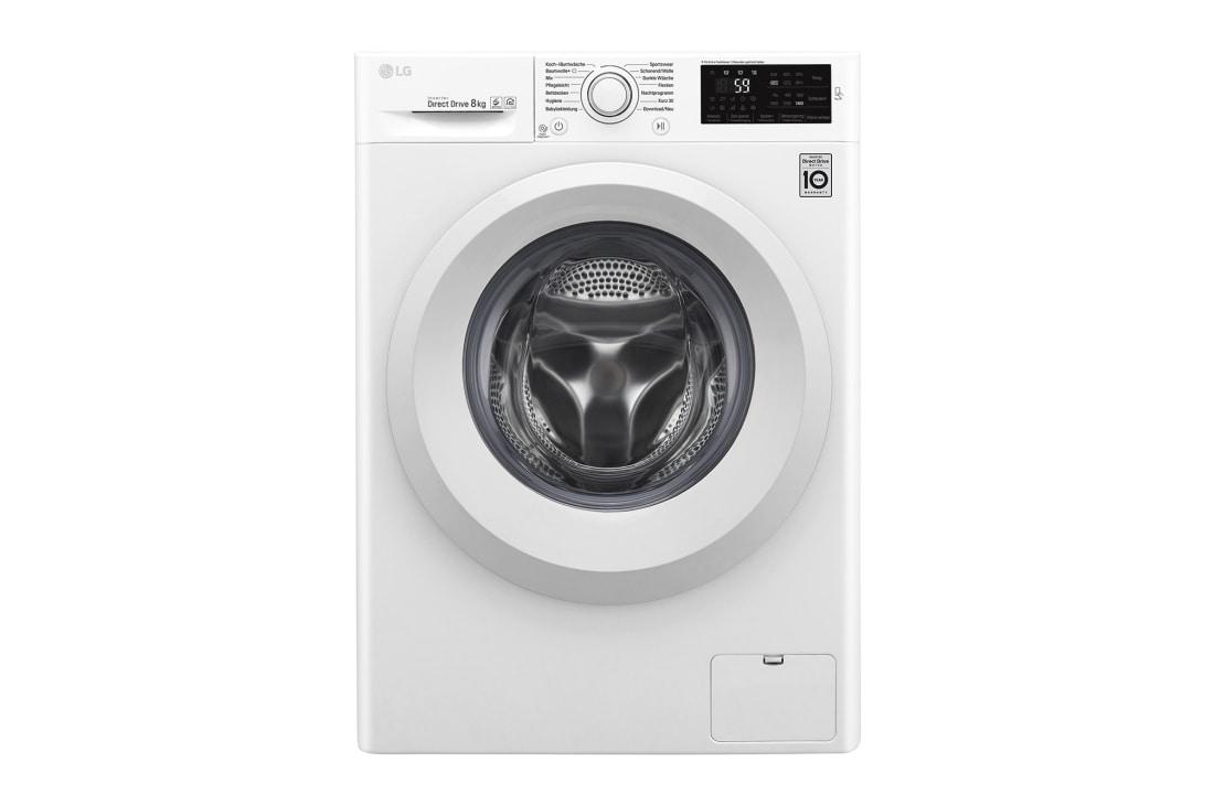 lg waschmaschine mit 6 motion i 8 kg i smart diagnosis i. Black Bedroom Furniture Sets. Home Design Ideas