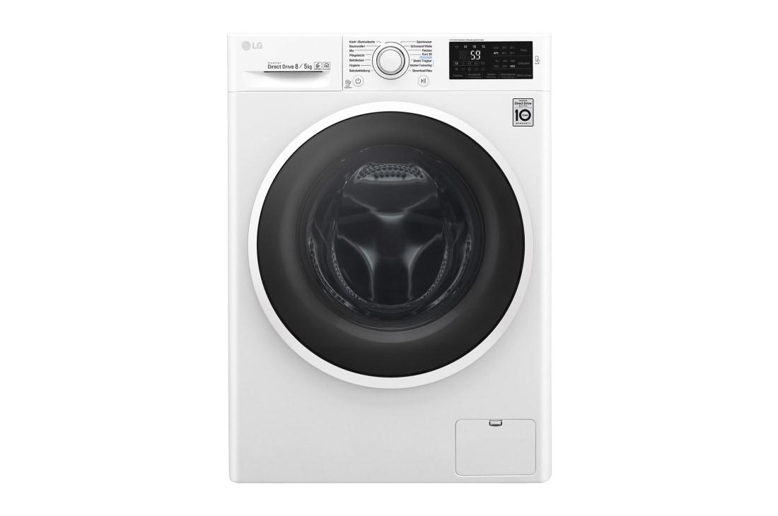 Lg waschtrockner mit nfc und 6 motion directdrive™ lg deutschland