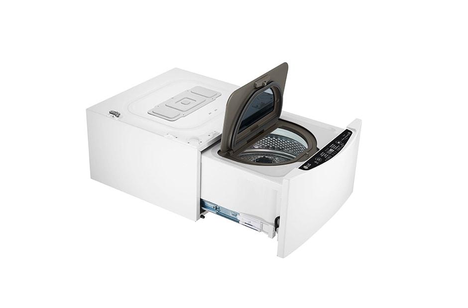 Mini Kühlschrank Toplader : Sparen sie zeit mit der lg twinwash™ mini waschmaschine als zubehör