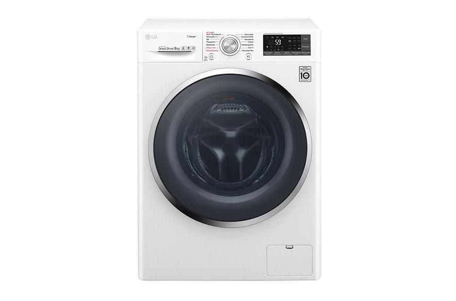lg waschmaschine 9 kg steam turbowash a 30 smart thinq smart diagnosis lg. Black Bedroom Furniture Sets. Home Design Ideas