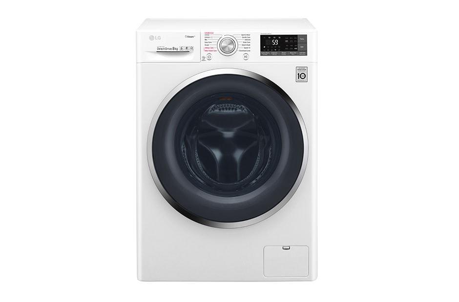 lg waschmaschine 8 kg steam turbowash a 40 smart thinq smart diagnosis lg. Black Bedroom Furniture Sets. Home Design Ideas