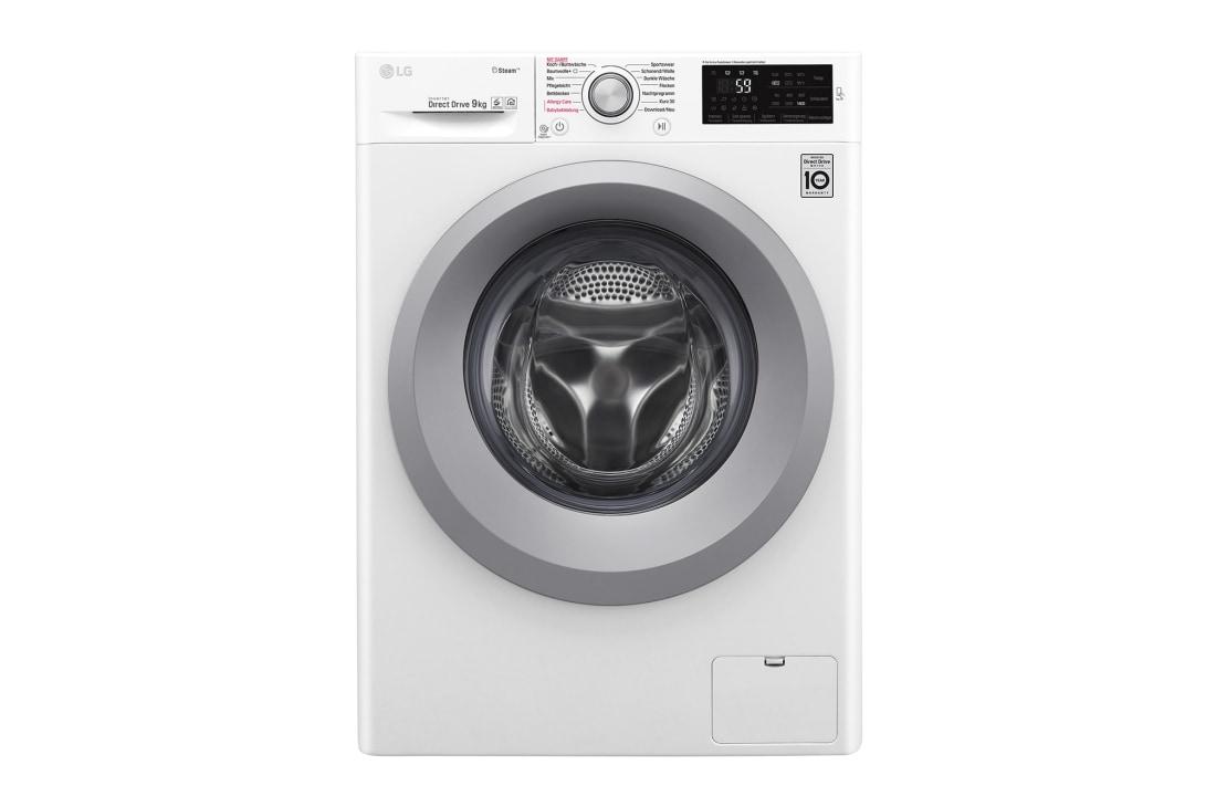 lg waschmaschine 9 kg a 20 steam lg deutschland. Black Bedroom Furniture Sets. Home Design Ideas