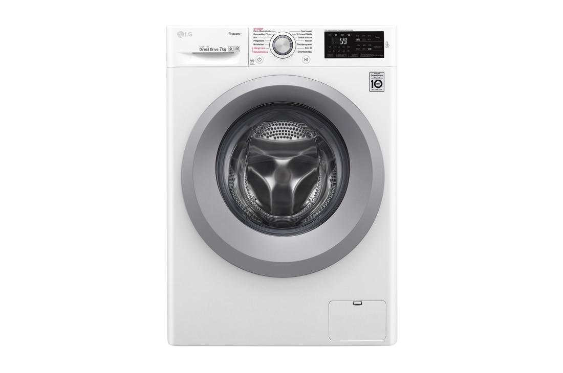 Lg Waschmaschine 7kg Steam Tag On Nfc Mit Energieeffizienzklasse A