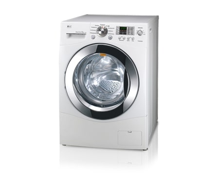lg direct drive waschmaschine im schicken design mit aqua. Black Bedroom Furniture Sets. Home Design Ideas
