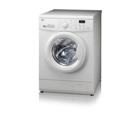 lg leistungsstarke waschmaschine mit intelligenter. Black Bedroom Furniture Sets. Home Design Ideas