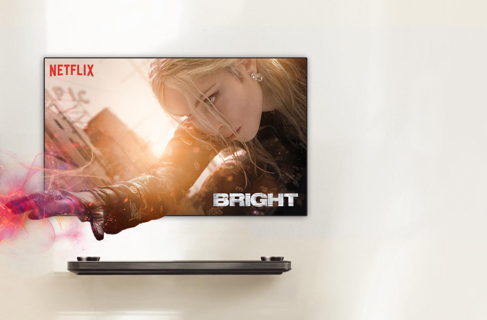 wie funktioniert netflix auf dem fernseher