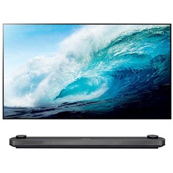 Tidssvarende LG OLED TV - W7V 77'' | LG Danmark KX-95