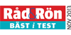 Best in test – Råd & Rön Sweden