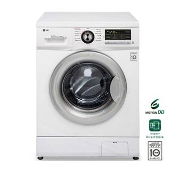 Vaske-tørremaskiner: Vaskemaskiner med tørretumbler | LG Danmark