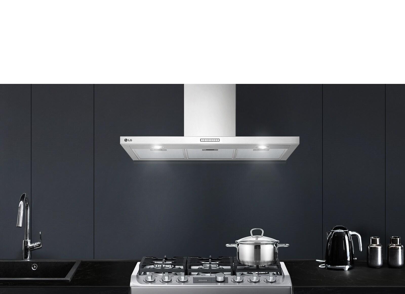 Une cuisine propre et élégante1