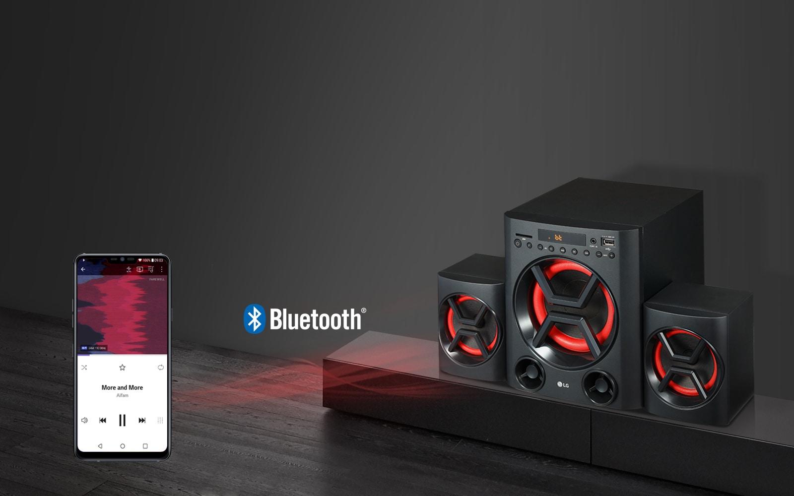 Wireless Audio Streaming via Bluetooth1