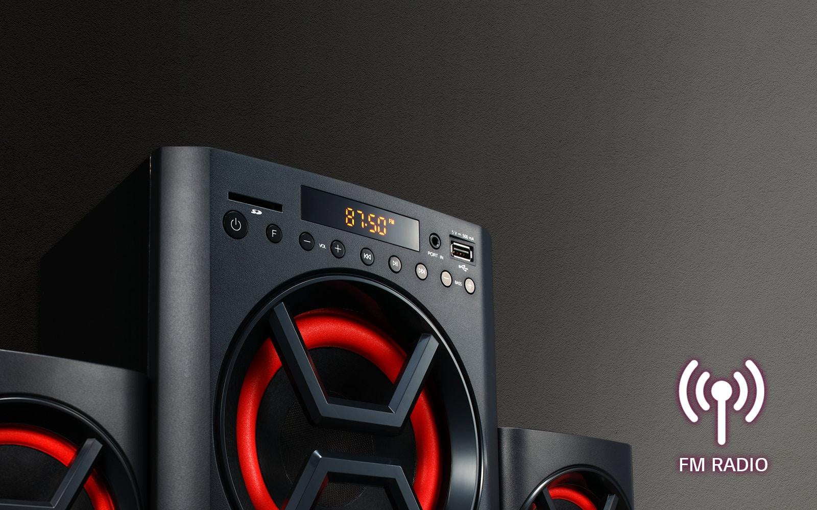 FM Radio Playback<br>1