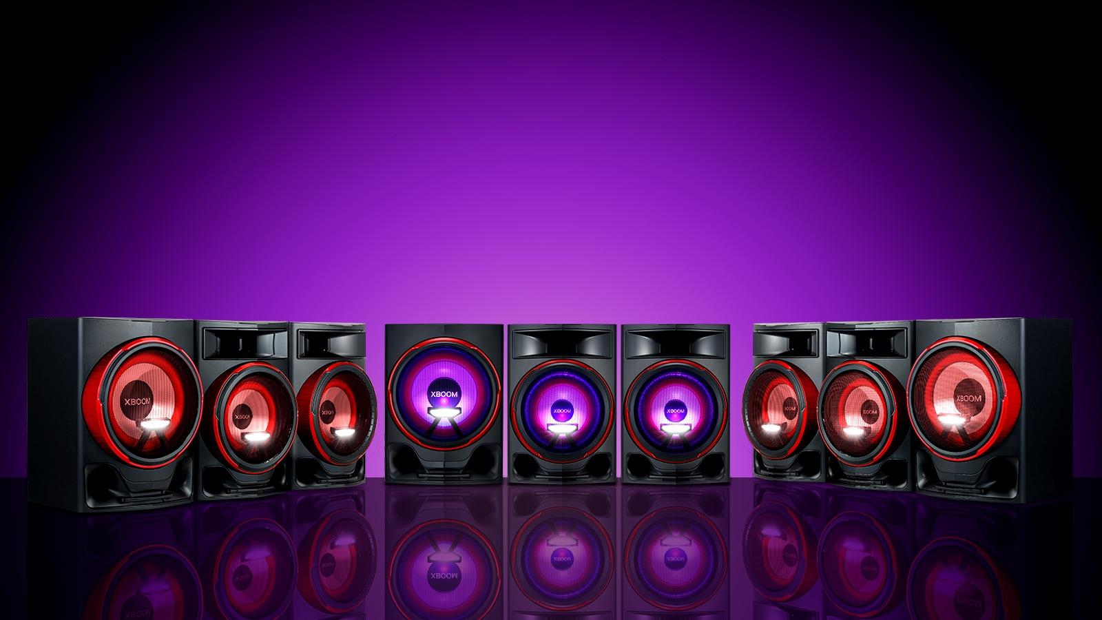 CAV-MiniAudio-CL88-02-Multi-Color-Lighting-Desktop
