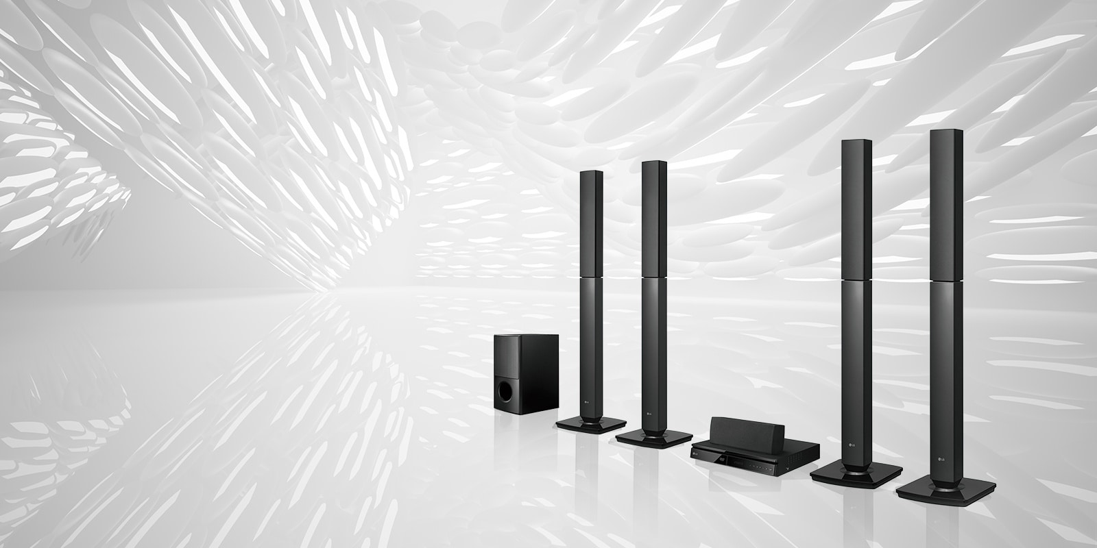 Home Theatres Systems & Amplifiers | LG East Africa