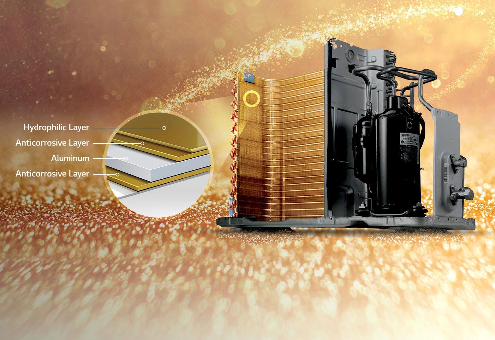 Gold Fin™1
