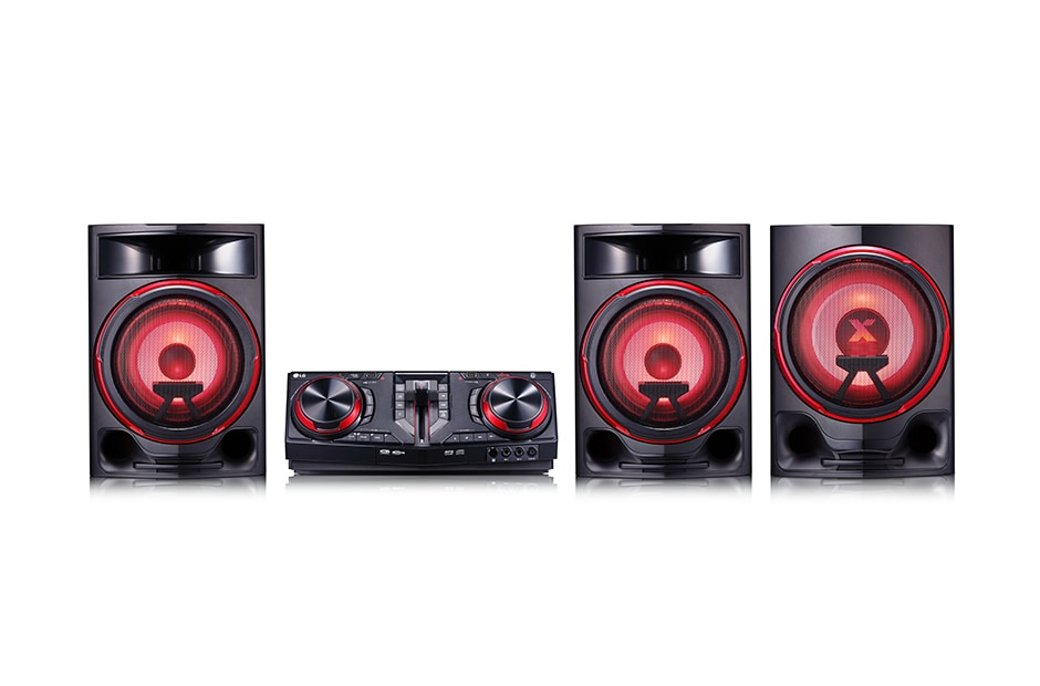 LG Sound Systems CJ88 1