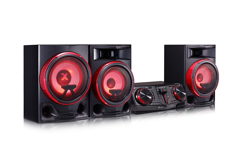 LG Sound Systems CJ88 thumbnail 3