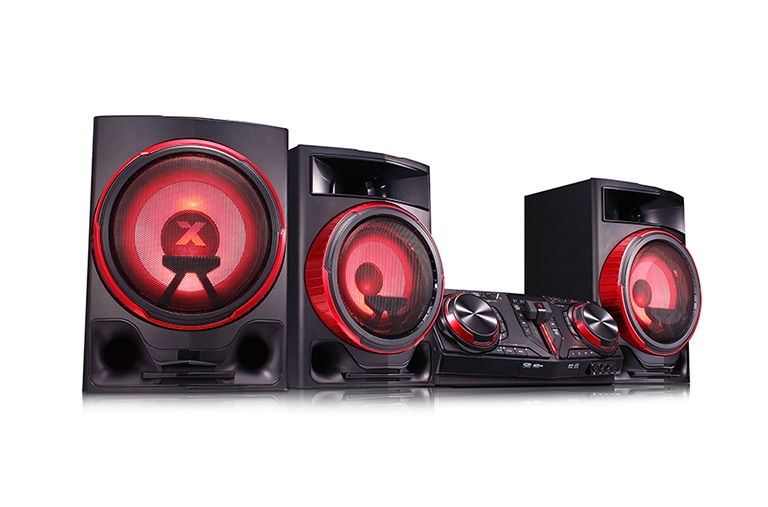 LG Sound Systems CJ88 thumbnail +3