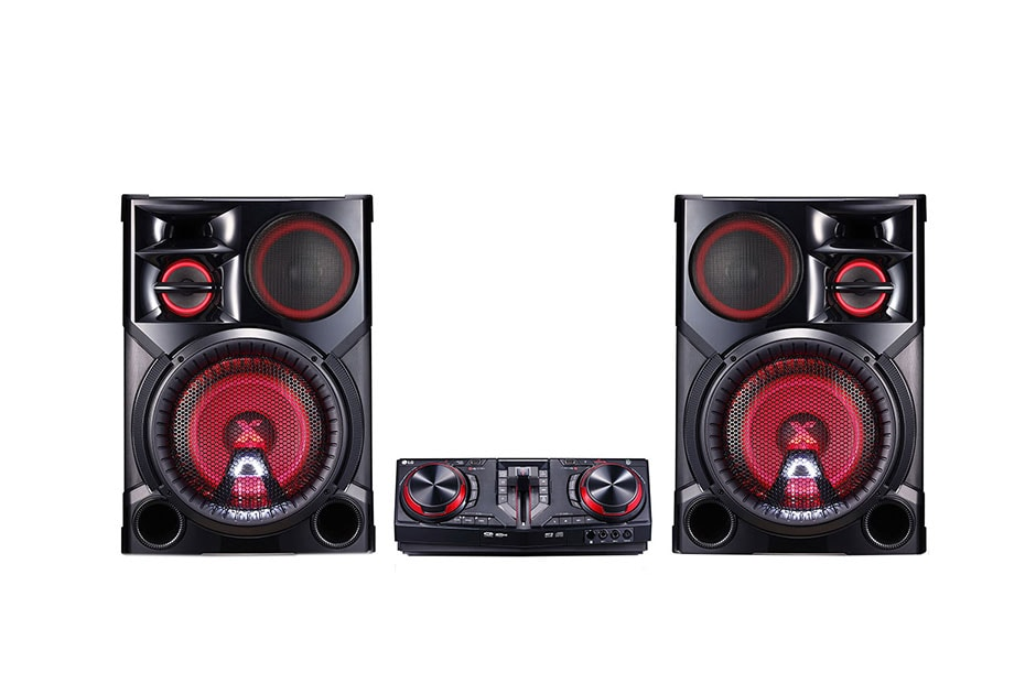 LG Sound Systems CJ98 1