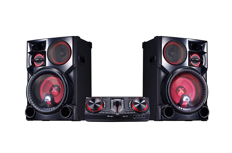 LG Sound Systems CJ98 thumbnail 2
