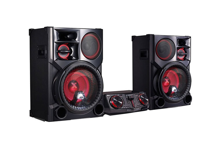LG Sound Systems CJ98 thumbnail 4