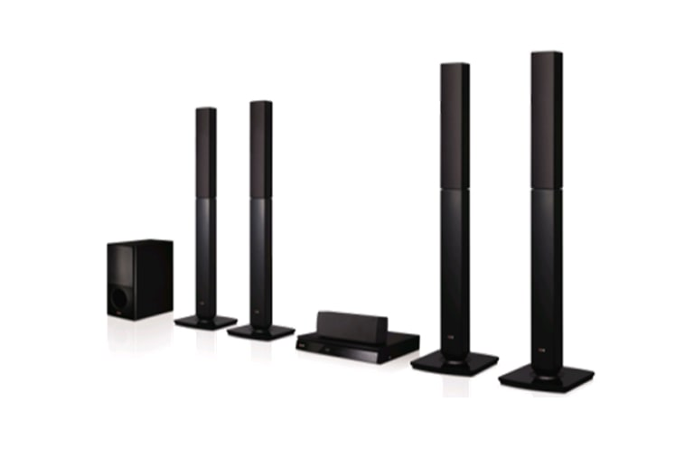 LG Home Theatre Systems LHD657 thumbnail 1