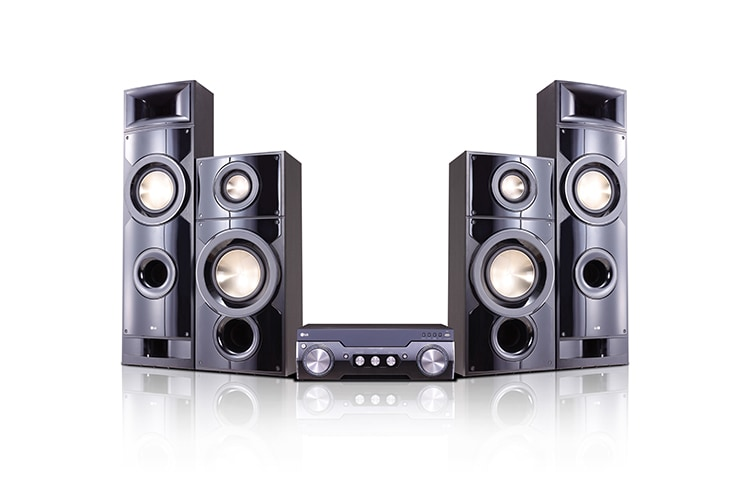 LG Home Theatre Systems ARX8 thumbnail 1